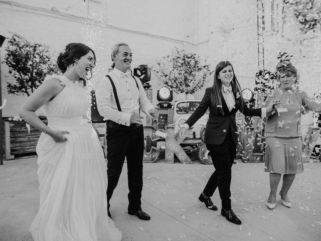 La boda de Bego y Iris en Valencia, Valencia 177