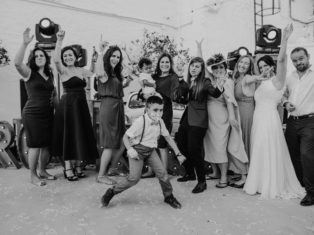 La boda de Bego y Iris en Valencia, Valencia 181