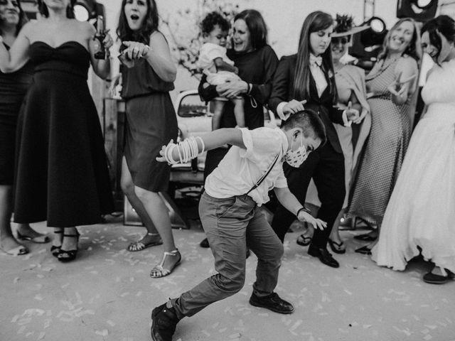 La boda de Bego y Iris en Valencia, Valencia 182