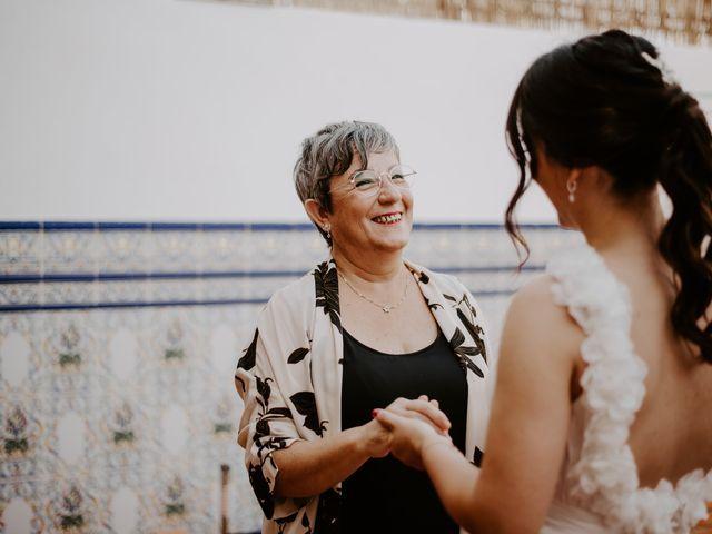 La boda de Bego y Iris en Valencia, Valencia 13