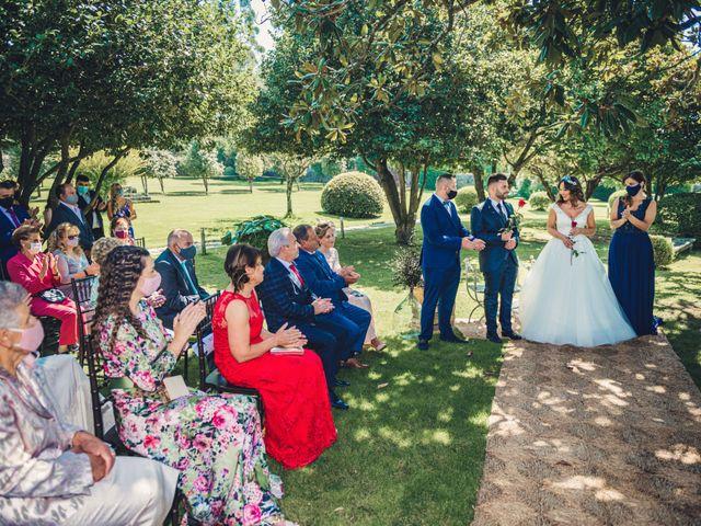 La boda de Juan y Lucía en Moraña, Pontevedra 12