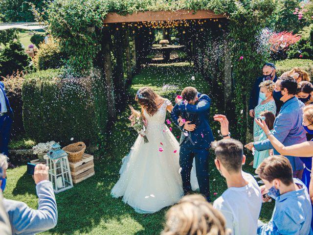 La boda de Juan y Lucía en Moraña, Pontevedra 15