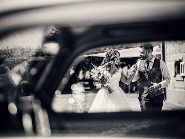 La boda de Juan y Lucía en Moraña, Pontevedra 17