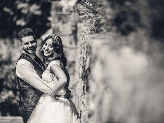La boda de Juan y Lucía en Moraña, Pontevedra 20