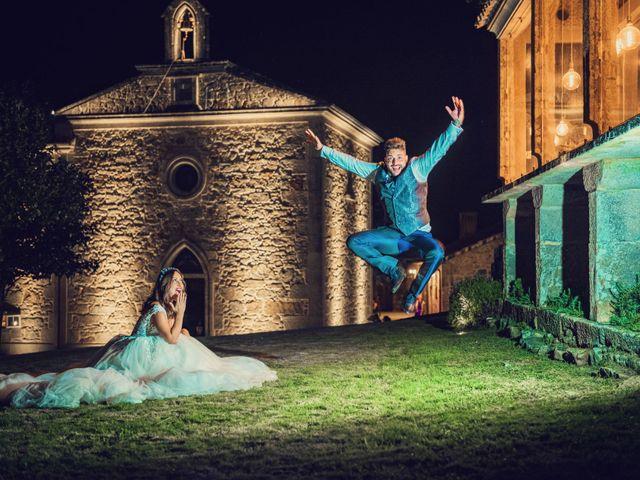 La boda de Juan y Lucía en Moraña, Pontevedra 34