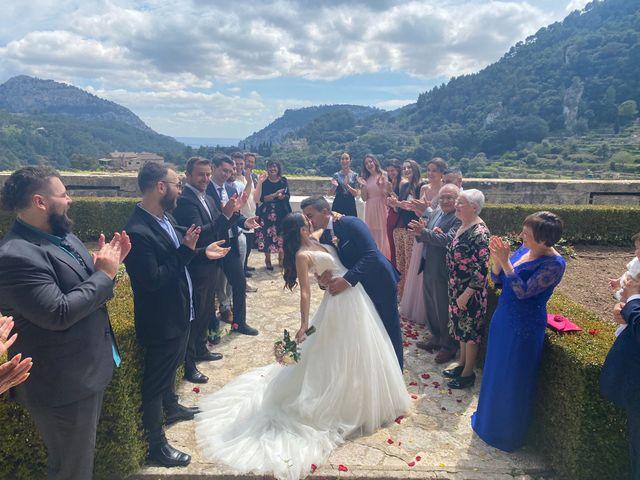 La boda de Vicente y Ainara en Valldemosa, Islas Baleares 3