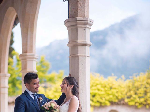 La boda de Vicente y Ainara en Valldemosa, Islas Baleares 5