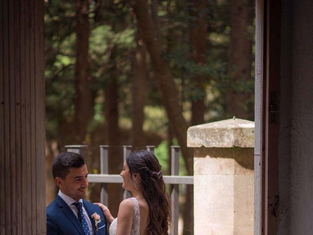 La boda de Vicente y Ainara en Valldemosa, Islas Baleares 7