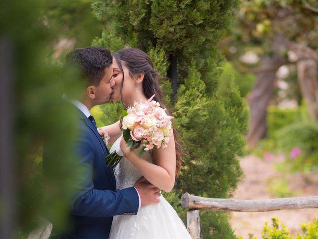 La boda de Vicente y Ainara en Valldemosa, Islas Baleares 9