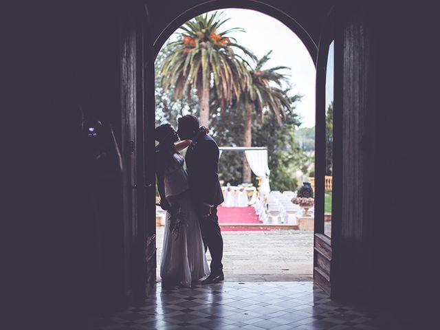 La boda de Alba y Diego