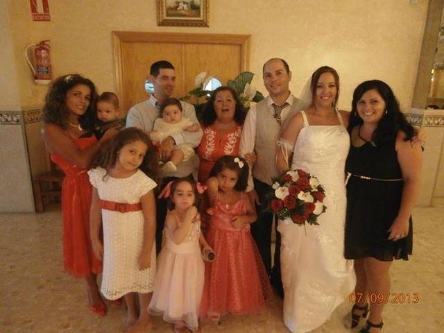 La boda de Fabiola y Jesus en Málaga, Málaga 4