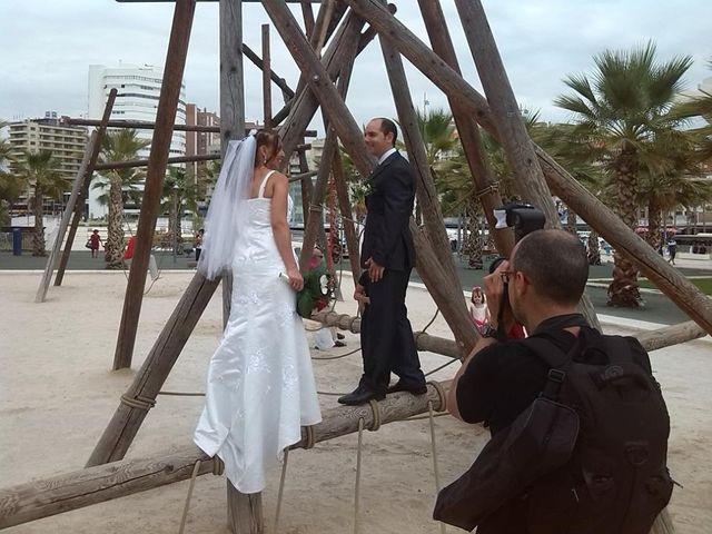 La boda de Fabiola y Jesus en Málaga, Málaga 5
