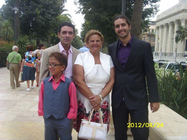 La boda de Fabiola y Jesus en Málaga, Málaga 11
