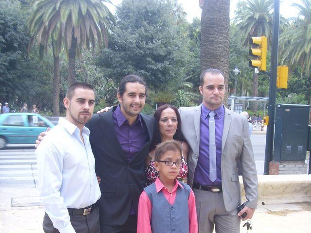 La boda de Fabiola y Jesus en Málaga, Málaga 12