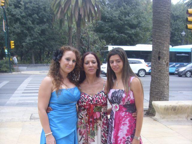 La boda de Fabiola y Jesus en Málaga, Málaga 13