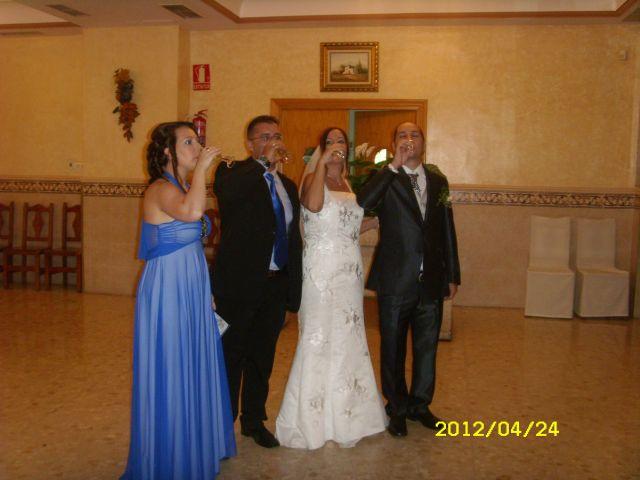 La boda de Fabiola y Jesus en Málaga, Málaga 26