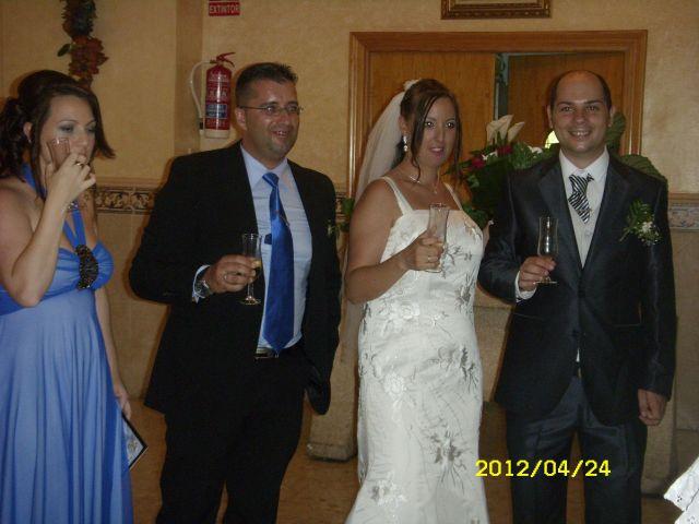 La boda de Fabiola y Jesus en Málaga, Málaga 27