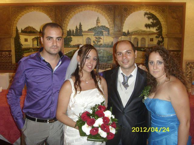 La boda de Fabiola y Jesus en Málaga, Málaga 37