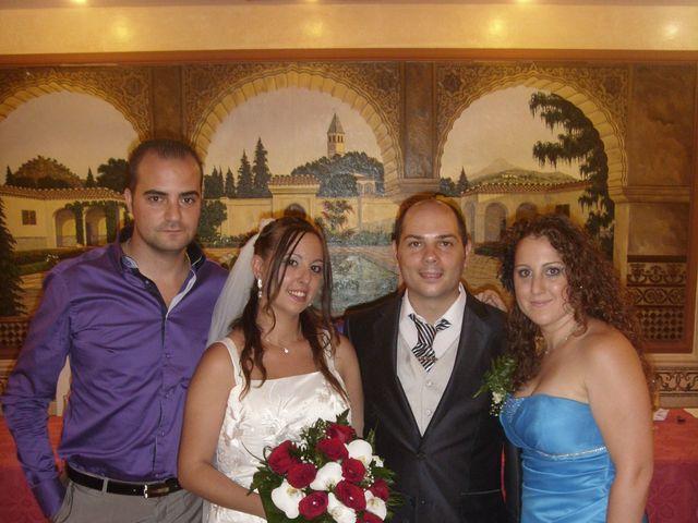 La boda de Fabiola y Jesus en Málaga, Málaga 38