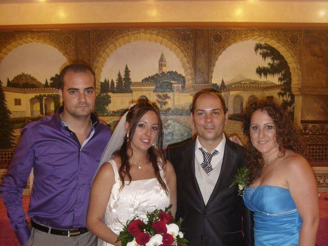 La boda de Fabiola y Jesus en Málaga, Málaga 39