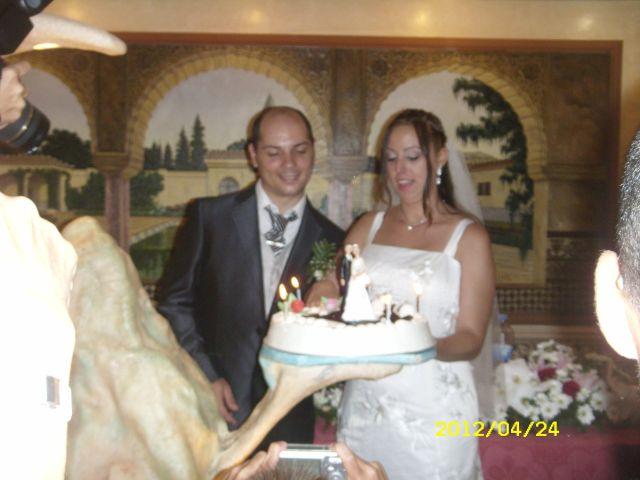 La boda de Fabiola y Jesus en Málaga, Málaga 41