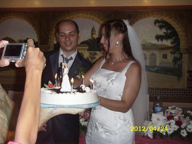 La boda de Fabiola y Jesus en Málaga, Málaga 42
