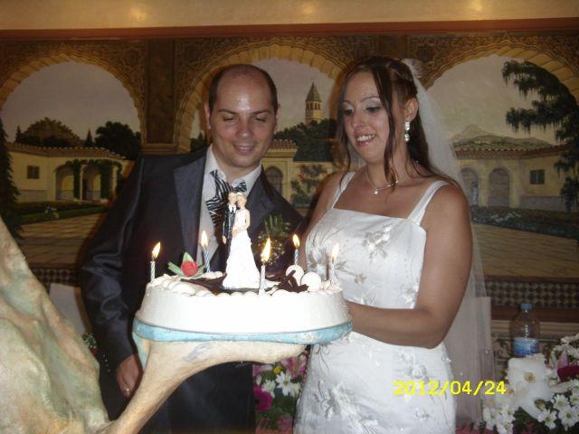 La boda de Fabiola y Jesus en Málaga, Málaga 43