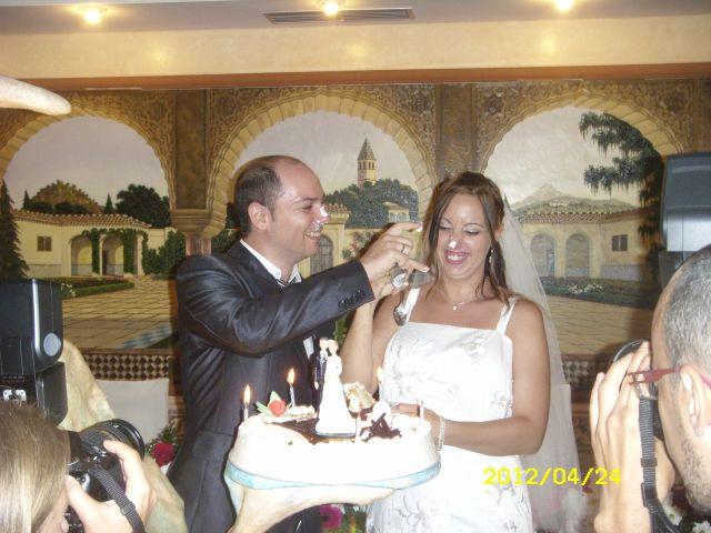 La boda de Fabiola y Jesus en Málaga, Málaga 44