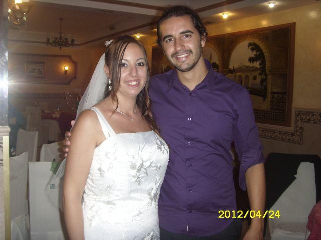 La boda de Fabiola y Jesus en Málaga, Málaga 58