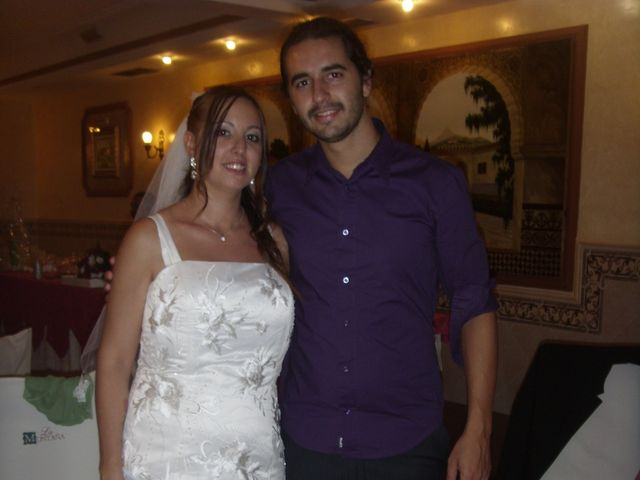 La boda de Fabiola y Jesus en Málaga, Málaga 59