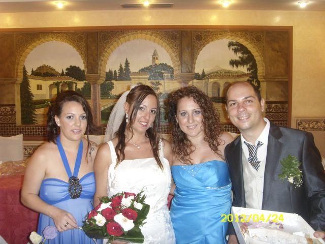La boda de Fabiola y Jesus en Málaga, Málaga 68