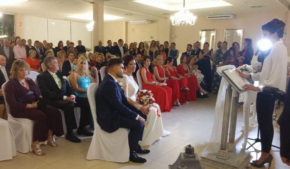 La boda de Antonio y Noelia en El Raal, Murcia
