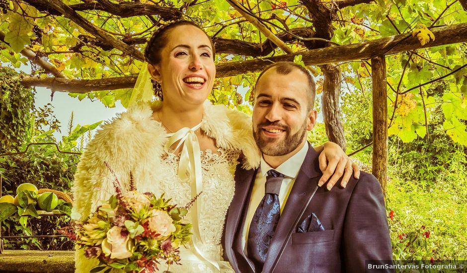 La boda de Jose y Cris en Bueu (Portela), Pontevedra