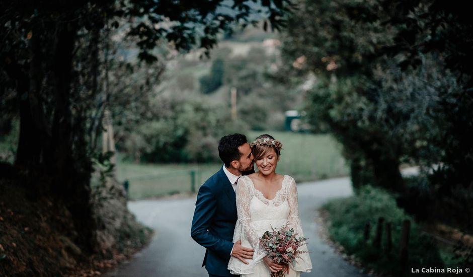 La boda de Dani y Moni en Gijón, Asturias