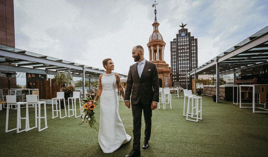 La boda de Antonio y Elisa en Madrid, Madrid