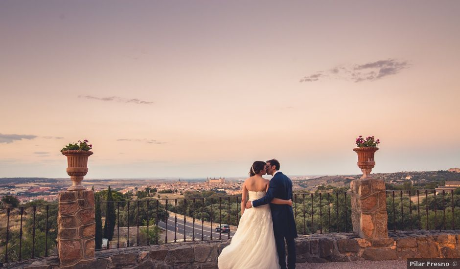 La boda de Moises y Irene en Toledo, Toledo