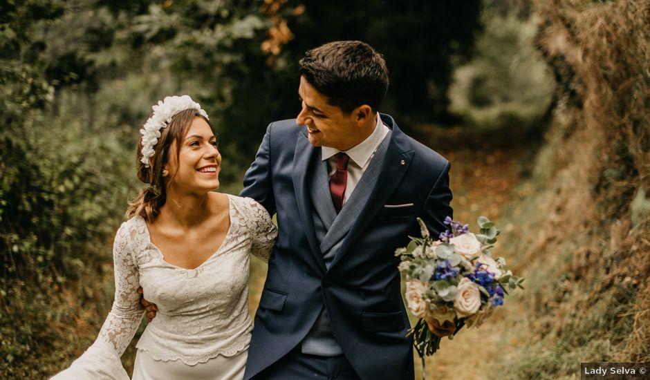 La boda de Edu y Paula en Gijón, Asturias