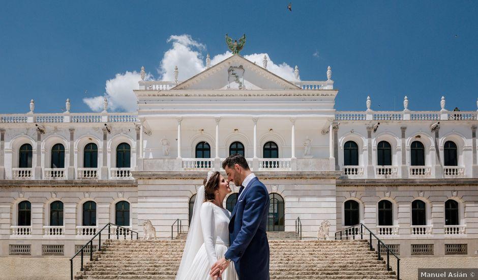 La boda de Mingo y María en Bollullos Par Del Condado, Huelva