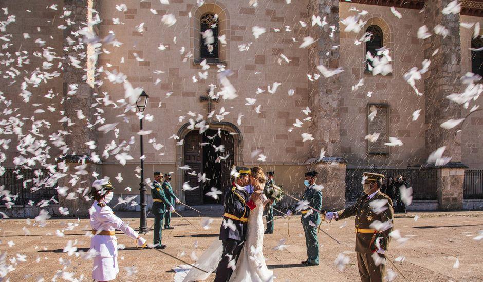 La boda de Miguel Ángel  y Alba en Alcalá De Henares, Madrid