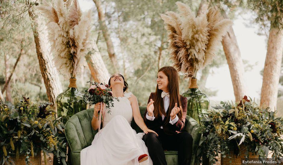 La boda de Bego y Iris en Valencia, Valencia