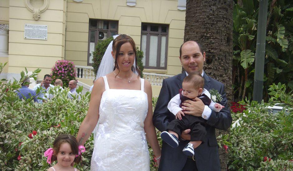 La boda de Fabiola y Jesus en Málaga, Málaga