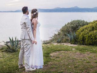 La boda de Cathy y José Manuel
