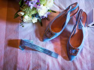 La boda de Maria y Tote 1