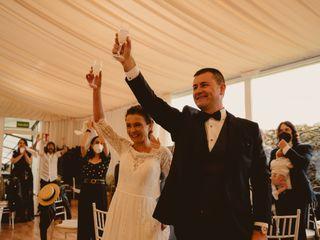 La boda de Rocío y Martín
