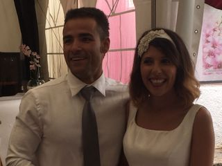 La boda de Marisol y Israel
