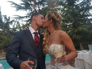 La boda de Yolanda y Erik