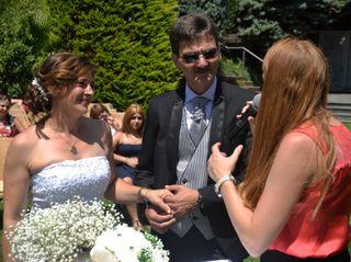 La boda de Pepi y Jaime