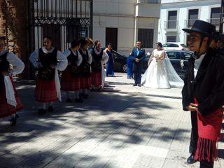 La boda de Guadalupe  y Juan Pedro 1