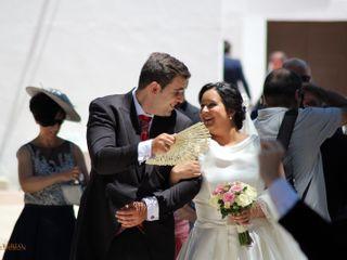 La boda de Guadalupe  y Juan Pedro