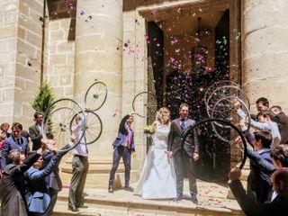 La boda de Paola y Javier 2